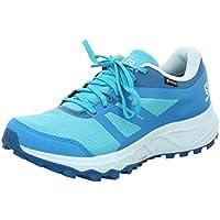 SALOMON Trailster 2 GTX W, Zapatillas de Running para Asfalto para Mujer