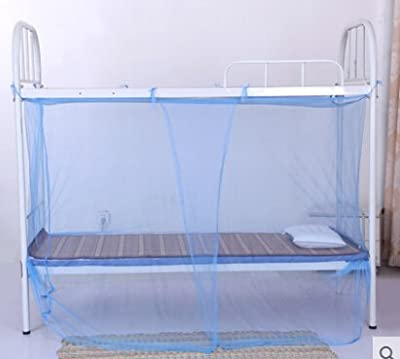 Mosquito Nets Kids Bed Student Dormitory Bed Mosquito Net Canopy Bunk Beds Nets Curtains Mosquito Netting for Beds - cheap UK light shop.