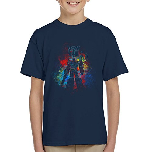 Autobot Optimus Prime Transformers Kid's T-Shirt