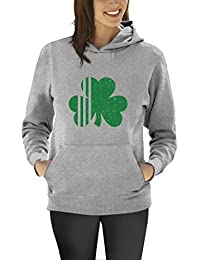 Saint Patrick's Day Irish Shamrock - Ireland's Clover Women Hoodie