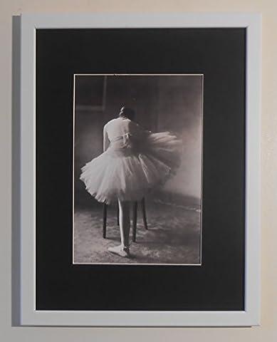 Monté et Ballet Encadrée Beaux Board Art Dancer David Hamilton