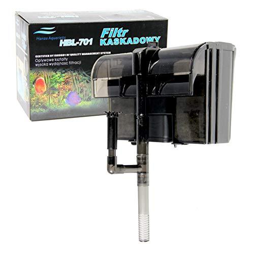 Filtro Mochila 600 L/h Acuarios hasta 120 litros