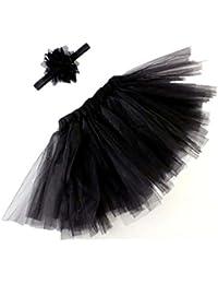 bede40d5d Amazon.es: tutu negro: Zapatos y complementos