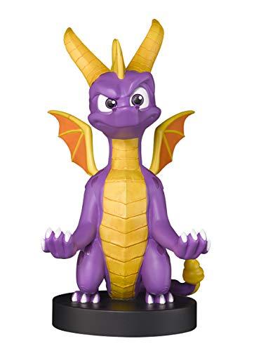 Cable guy XL Spyro the dragon,soporte de sujeción o carga para mando...