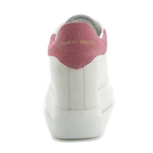 Salto Sapatilhas cunhas Plataforma Sapatos Senhoras Cunha Rosa Calcanhar Das Ocultas De BqpZF7w