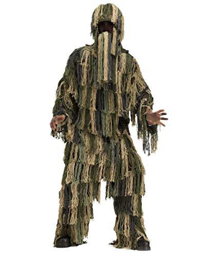 Zottel Tarn-Anzug Kinderkostüm