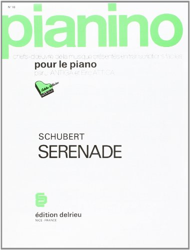 Schubert Sérénade - Pianino 18