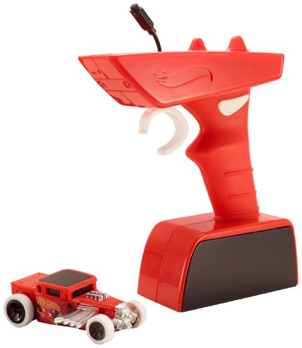 Hot Wheels - X2651 - Team Hot Wheels - TCR Total Racing Control - BONE SHAKER - Rot (Total Control Racing)