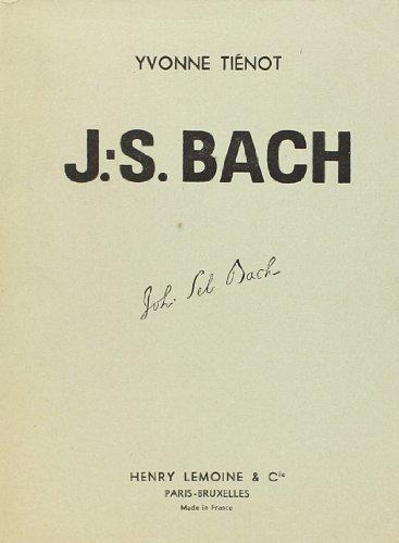 Bach - Biographie