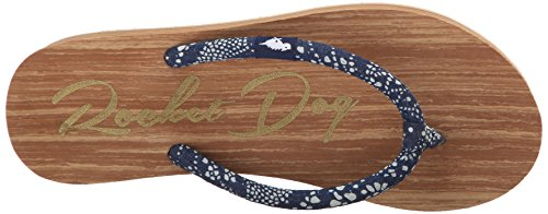 Rocket Dog Kaleo Textile Sandale Blue