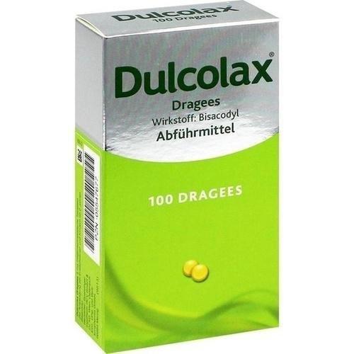 Dulcolax Dragées, 100 St. Tabletten