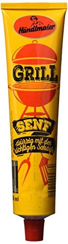 Händlmaier's Grillsenf Tube, 15er Pack (15 x 200 ml)