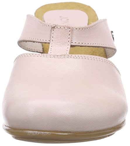 Jonny's - Urika, sandali punta chiusa Donna Rosa (Pink (skin))