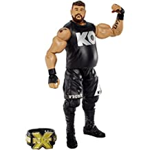 Mattel WWE Figurine d'action de Kevin Owens de la collection « Elite »