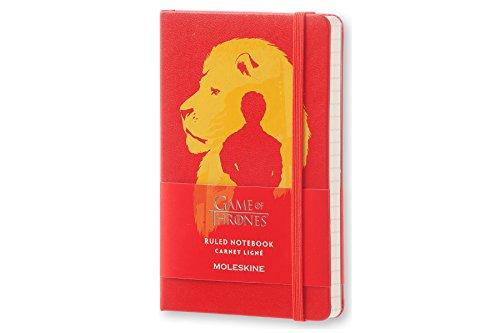 Moleskine LEGTMM710 - Cuaderno diseño Juego de Tronos, de rayas, edic