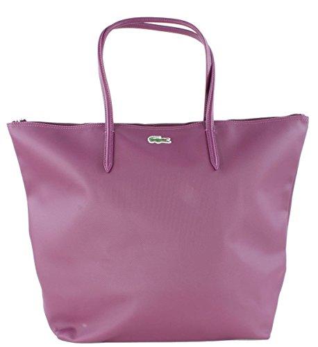 Dark Purple Viaggi Shopping Borsa di Lacoste