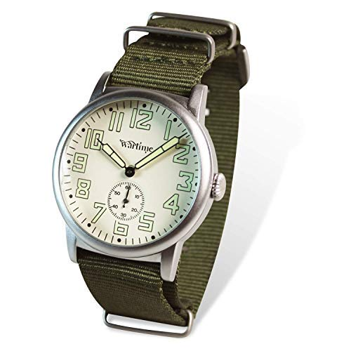 Reloj Wartime USAF Bombardier (Réplica histórica reloj de los pilotos US Air Force II Guerra Mundial)