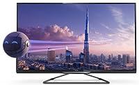 """Philips 4900 series 46PFL4908K 46"""" Full HD 3D Smart TV Wi-Fi Black - LED TVs (Full HD, 802.11n, A++, 16:9, Black, 1920 x 1080 pixels)"""