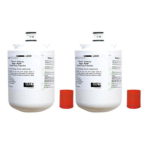 Kenwood - Filtro agua interno frigorífico 2 unidades