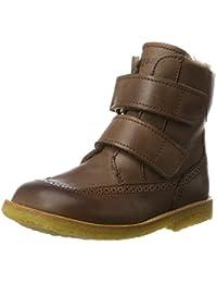Amazon.it  Stivali bimba - Marrone   Stivali   Scarpe per bambine e ... 0abc377999f