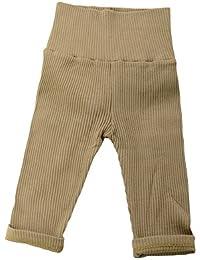 015e76579a Brightup Baby Legging, Kleinkind Mädchen Baumwoll Strick Legging, Säuglings  Feste Hosen für Herbst Winter