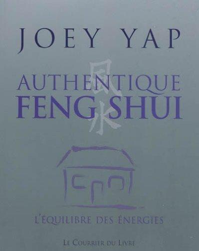 Authentique feng shui de Joey Yap (26 octobre 2009) Broché