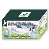 vitaeco 97113Waschmaschine/Wäschetrockner Wäschekugel Refill Salz Fleckentferner für Wäschekugel