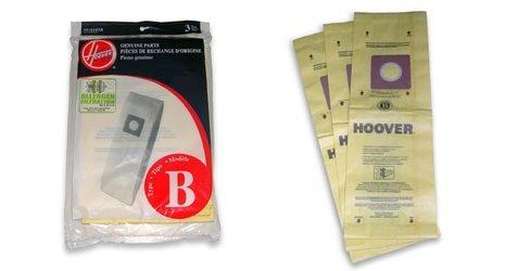 Hoover B Standard Filtration Staubsaugerbeutel 4010102b, 4010103b-Echter -