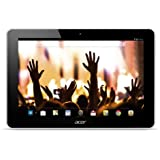 Acer ICONIA A3-A10 10.1-inch Tablet (White) - (MediaTek 1.2GHz, 1GB RAM, 16GB Memory, Wi-Fi, Android)