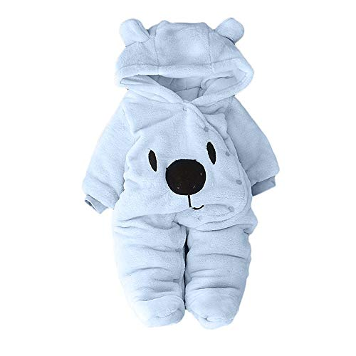 Baumwoll Overall Strampler Langarm Pyjamas Herren Outfits -