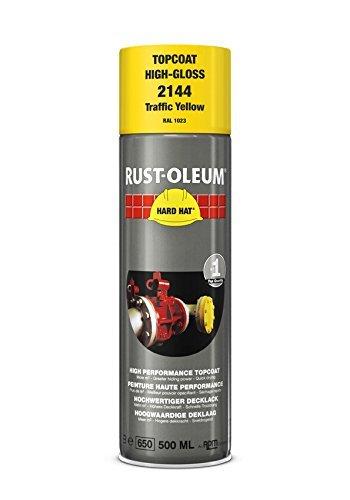 rust-oleum-industrial-traffic-yellow-ral-1023-hard-hat-2144-aerosol-spray-500ml-3-pack