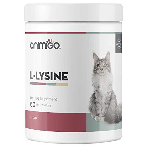 ¿QUÉ ES ANIMIGO LISINA COMPRIMIDOS PARA GATOS? Este suplemento ha sido creado para ayudar favorablemente al sistema inmunitario de tu gato. La lisina aminoácido esencial ayuda a la contribución de proteínas que favorecen el sistema inmunitario de tu ...
