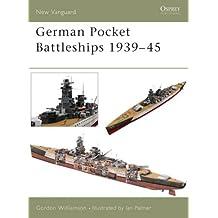 [(German Pocket Battleships 1939-45)] [ By (author) Gordon Williamson, Illustrated by Ian Palmer ] [May, 2003]