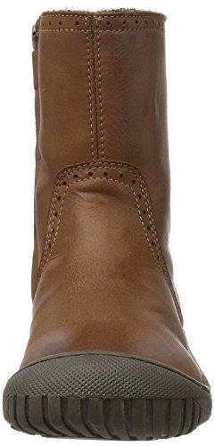 Bisgaard Tex Boot-50205216, Bottes courtes avec doublure chaude mixte enfant Marron (500 Cognac)