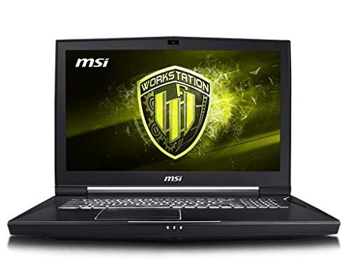 MSI WT75 9SL-097ES - Ordenador portátil 17.3