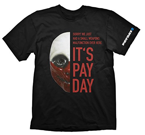 payday-2-t-shirt-wolf-mask-m-electronic-games