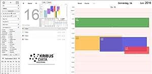 PROFCal2.0p Einsatzplanung bis Prüfungskalender Personal Raumplanung Personaleinsatzplanung Belegungsplan Apple Mac Windows Cloud