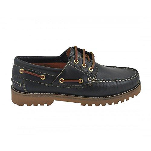 ed11db4d Benavente zapatos nauticos baratos online. Nauticos de Piel clásicos Cordones  Marrones ...