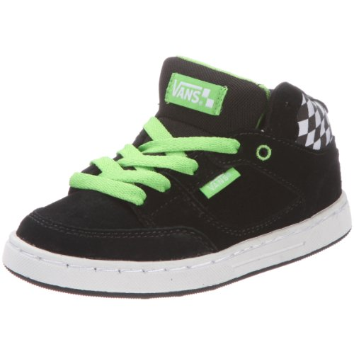 Vans Y ELLSWORTH VMAZ1XQ Unisex - Kinder Sneaker Schwarz/(Check) black/w