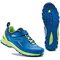 NORTHWAVE ESCAPE EVO Trekking- Mountainbike Schuhe MTB blue/lime