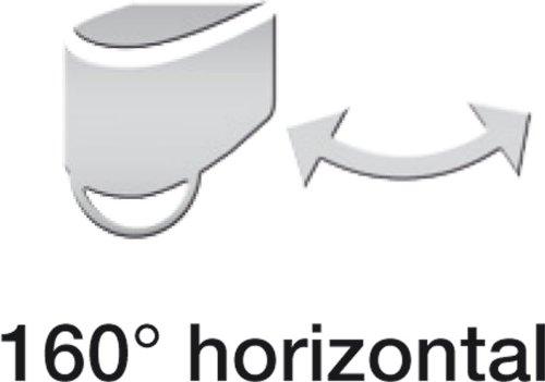 Steinel Bewegungsmelder IS 240 DUO weiß, 240 Grad Infrarot-Bewegungssensor - 5