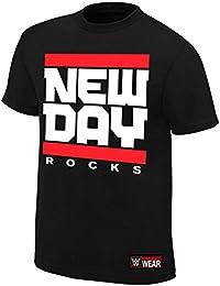 """Le nouveau jour """"New Day Rocks authentique T-shirt pour homme"""
