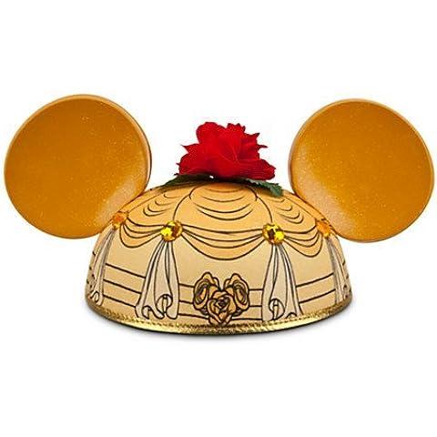 Cappello Orecchio Parchi Disney Principessa Belle (Parchi Disney Princess Campana Iya-hat)