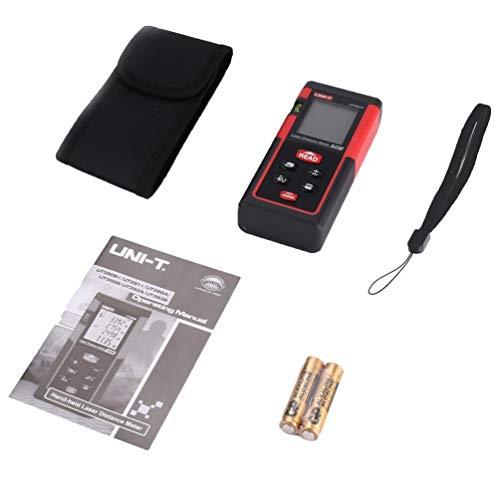 FCGV Ut391 + telemetro Laser Distanza telemetro telemetro telemetro -Red e Grigio