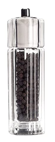 T&G Hexagonal Combi Mill 2 in 1 Pepper Mill and