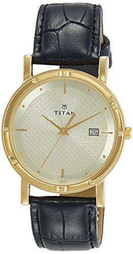 Titan Digital Multiclolor Dial Men's Watch - 1639YL01 image