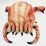 shenlanyu Peluche Giocattolo Nuovo Regalo di Cosplay di Half Life 2 Head Crab Plush Toy Head Crab Hat
