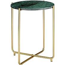 Amazonfr Table Basse En Marbre Vert