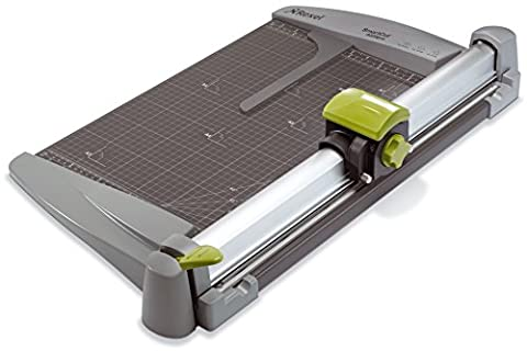Rexel SmartCut A525Pro 3 in 1 Trimmer A3 Charcoal 30 Sheet Capacity and EasyLock Paper Clamp
