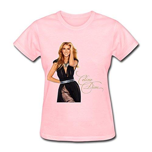 femmes-celine-dion-t-shirt-pink